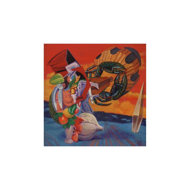 The Mars Volta - Octahedron (CD)