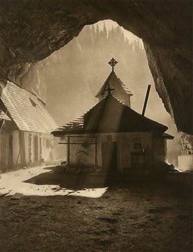 1920, schitul ialomicioara, photo by kurt heilscher