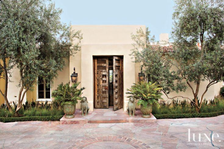17 Stunning Doors Stucco Exterior Classic And Cream
