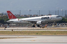Northwest Airlines - Wikipedia, the free encyclopedia  Merged with Delta in 2010