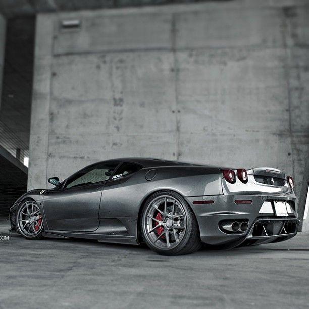 A stunning Ferrari F430