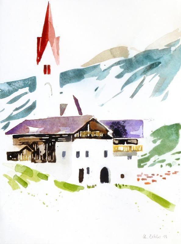 Schrambach, Südtirol, 2013