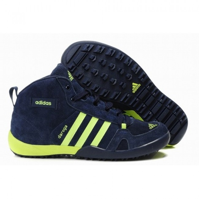 Best Seller Mens Adidas Daroga Two 11 LEA Outdoor Blue For $124.00 Go To: http://www.jeremyscottvip.com