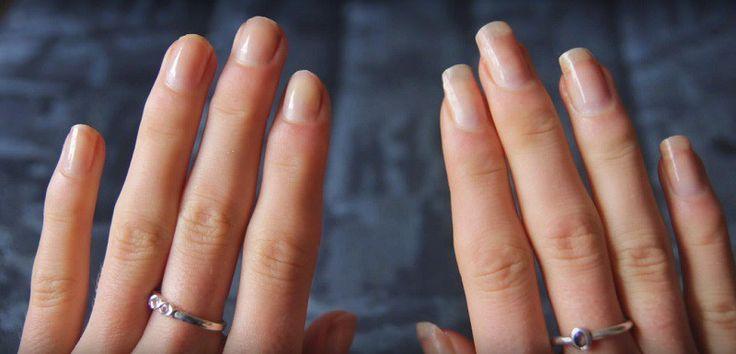Самые длинные ногти выросли у американской певицы Крис Уолтон, общая их длина оставила около 6 метров. Конечно, мы не будем впадать в такую крайность и отращивать гигантские ногти. Но секретом того, как сделать их крепкими, здоровыми и блестящими обязательно поделимся.