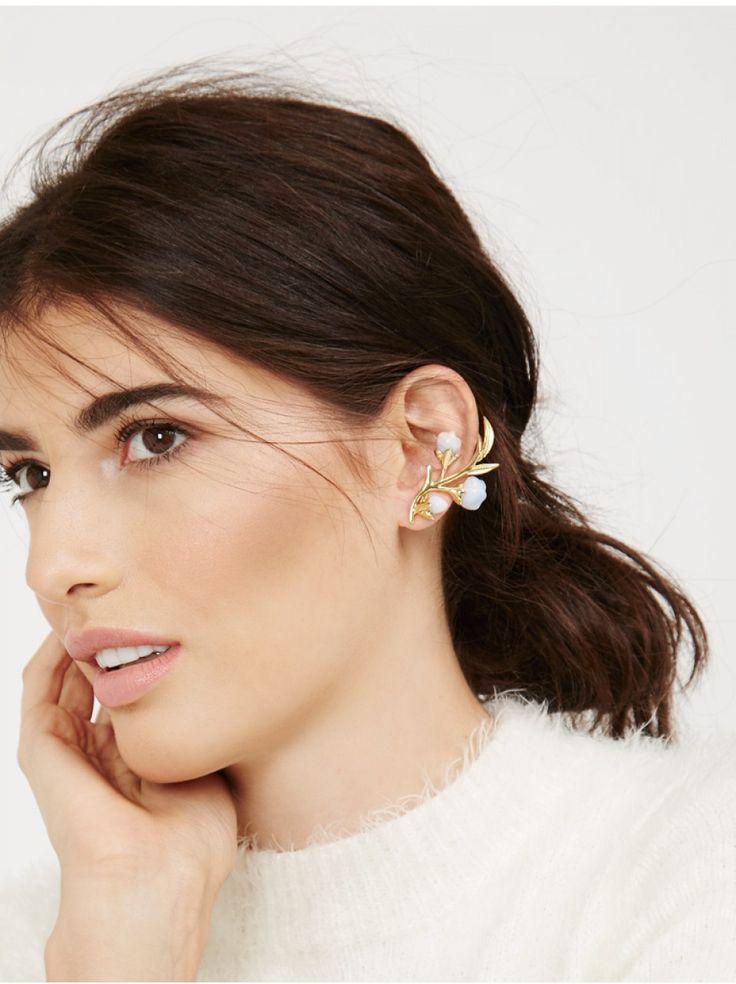 Olivia Palermo x Baublebar Anderson Ear Crawler Set {under $50}: