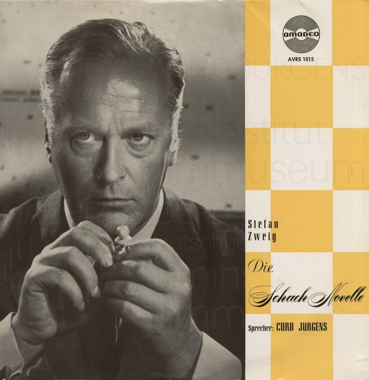 "Nachlass Curd Jürgens | Curd Jürgens, ""Schachnovelle"", 1960"