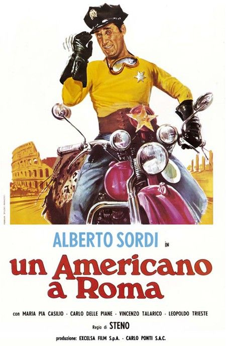 Italian Movies ~ #movies #film #director #Italianmovies #cinema ~   alberto-sordi-story-un-americano-a-roma-1954/