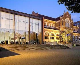 Western Australia Museum, Perth, Australia.