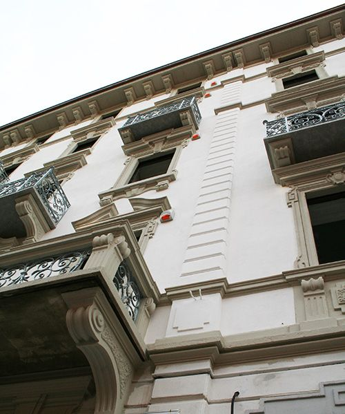 L'eleganza dell'architettura classica