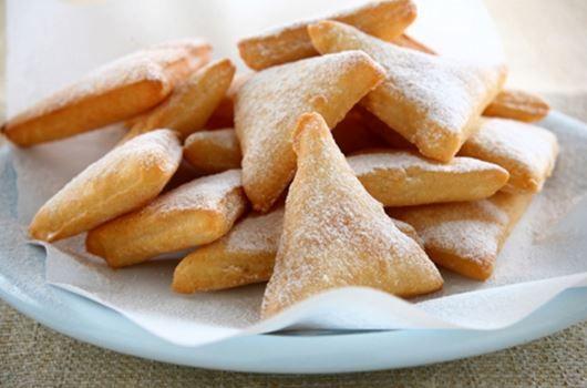 Como hacer tortas fritas dulces