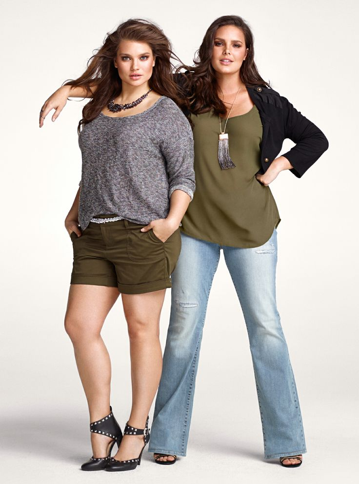 Made in the shade. {Torrid Spring 2014} #WearWhatYouLove #ShopByOutfit