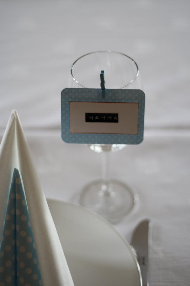 bordkort blå