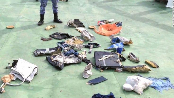 EgyptAir Flight 804: Crucial memory chips damaged - CNN.com