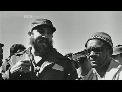 Amilcar Cabral & Fidel Castro 1965 African War - YouTube