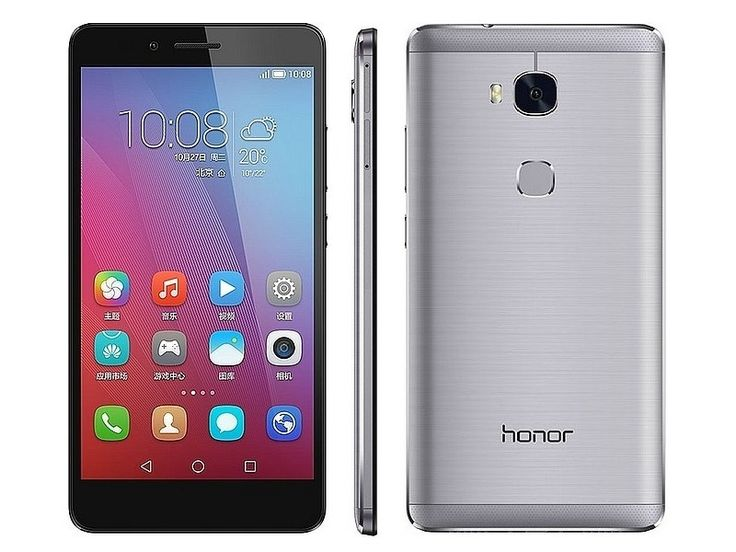How to root Huawei Honor 5X KIW-L24 and install TWRP