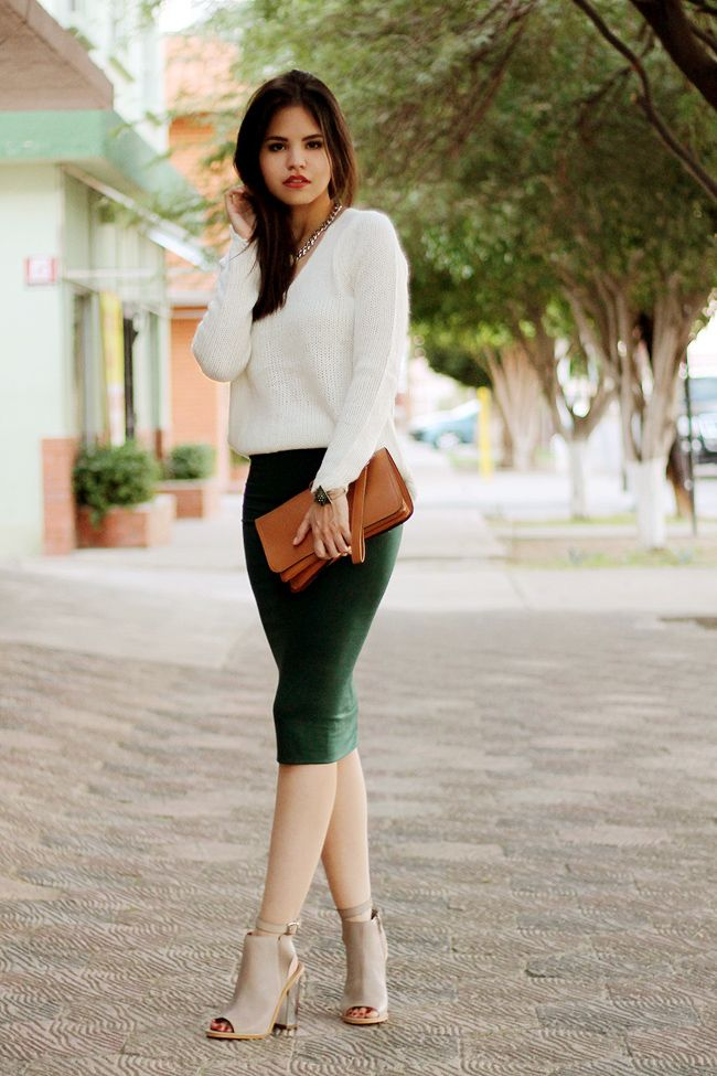 02-windsor-pencil-skirt-brown-clutch-lulus-sandal-bootie-rue-gembon-necklace-ootdpsd