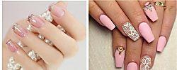 14 diseños de uñas con el rosa como base, ¡no te lo pierdas!