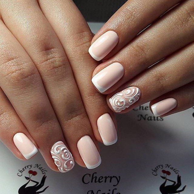Beautiful French Nail Art Designs: 1664 Best Nails Images On Pinterest