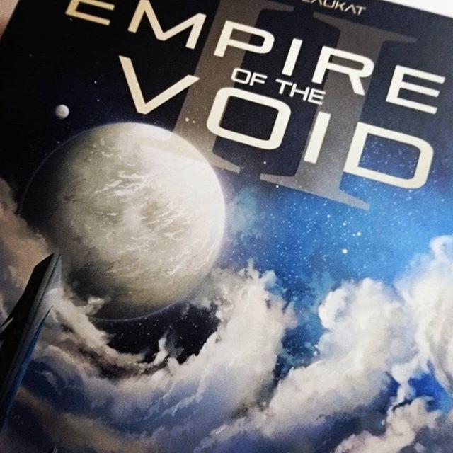 #empireofthevoidii ist endlich eingetroffen. Kann es kaum erwarten das #Brettspiel auszupacken und zu spielen. #kickstarter @redravengames #brettspiele #boardgame #boardgames #fb