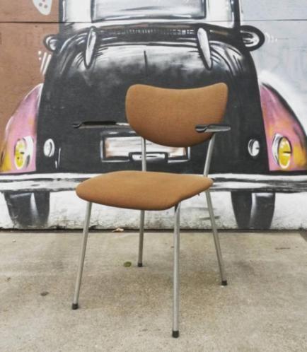 ≥ Vintage De Wit/Gispen stoel - Stoelen - Marktplaats.nl