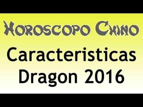 Caracteristicas Dragon Horoscopo Chino 2016  Todo lo que quieres memorizar sobre la personalidad y caracteristicas del dragon en el Horoscopo Chino 2016.   ...  #caracteristicasdedragon #compatibilidaddragon #dragon2016 #horoscopochino #horoscopochino2016 #horoscopochinodragon #personalidaddedragon