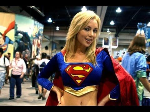 Cosplay Paris comics expo - YouTube