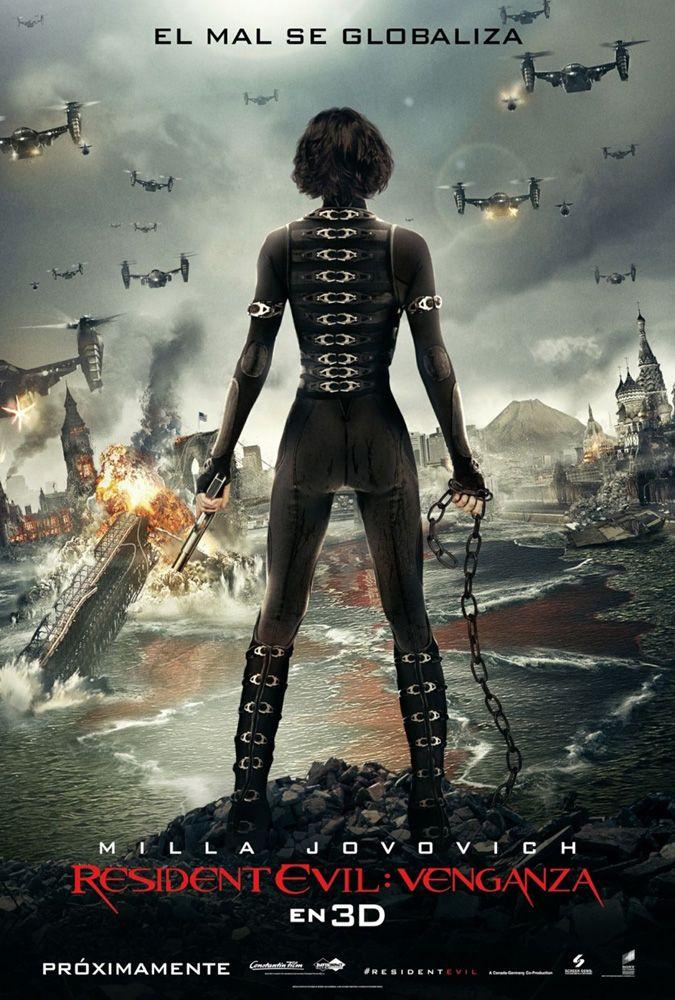 Resident Evil Retribution poster26