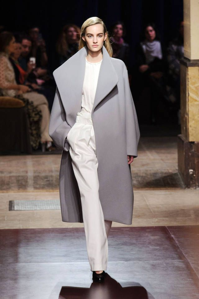 Paris Fashion Week Fall 2014 Runway Looks - Best Paris Runway Fashion - Harper's BAZAAR
