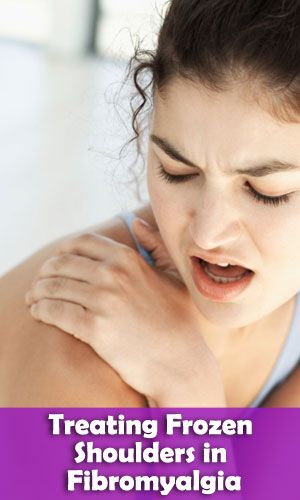 While frozen shoulders are similar to fibromyalgia in that they produce constant pain that can last anywhere from a few months to several years, and can prevent the sufferer from performing daily, usual activities, frozen shoulders are limited just toe the shoulder region.