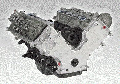 2004-2014 Ford 5.4L 3 Valve Engine Was Used In The F-Series, Expeditions, Navigators And Super Duty Trucks.