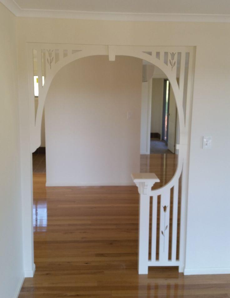 Traditional Heritage Archways | Tru-Built Builders Queensland