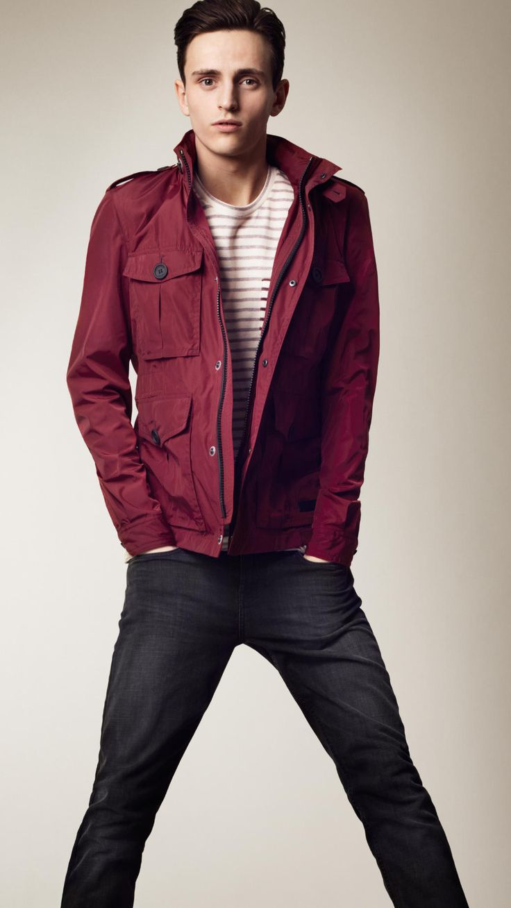 Burberry Brit Heritage Field Jacket