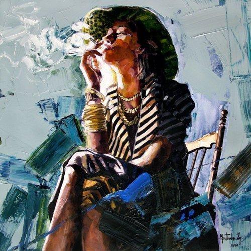 Martinho Dias 1968 | Portuguese Abstract Realism painter | Tutt'Art@ | Pittura * Scultura * Poesia * Musica |