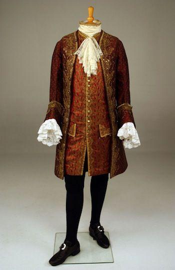 Casanova (2005), 18th Century. Heath Ledger as Giacomo Casanova. Costume Design by Jenny Beavan