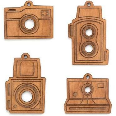 oversized wood twin lens reflex camera - Google Search