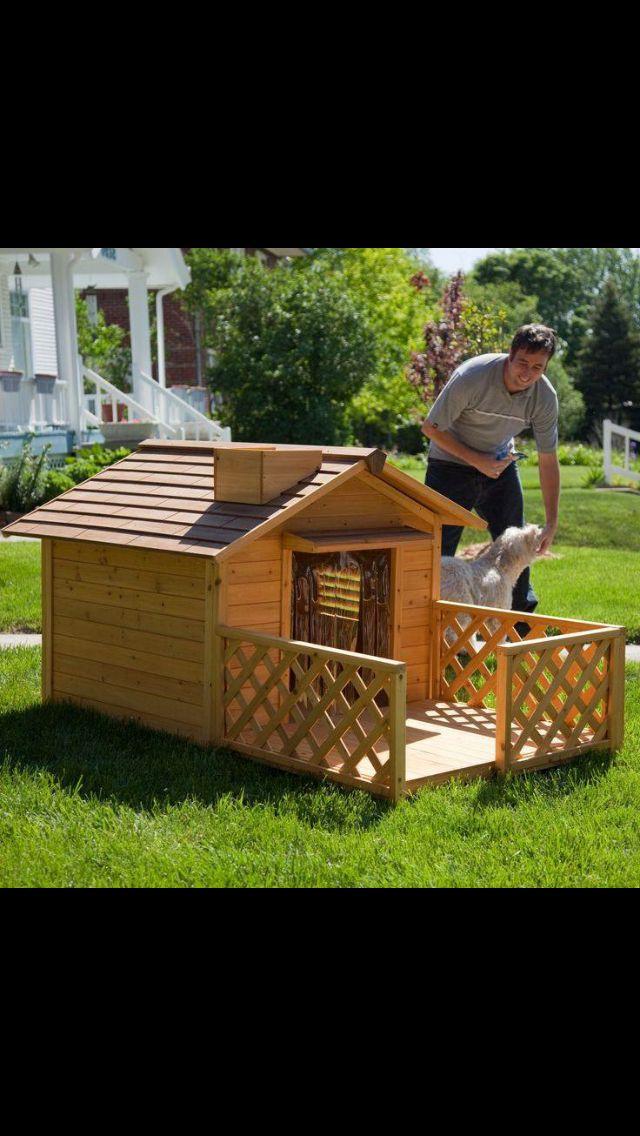 22 best images about casas para perros on pinterest dog - Casa de mascotas ...