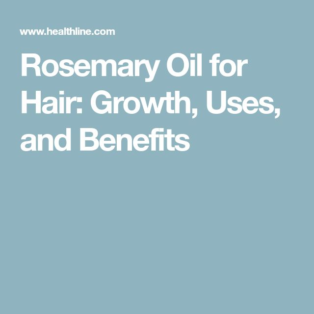 Rosemary Oil for Hair: Growth, Uses, and Benefits