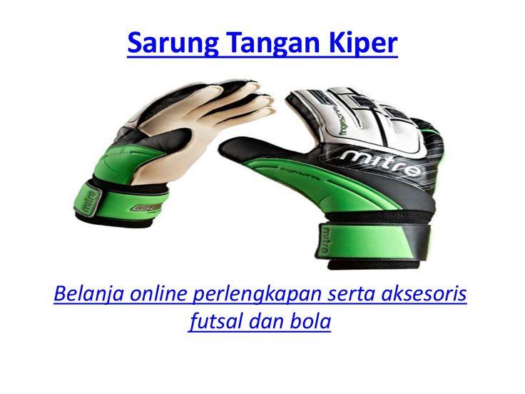 Sarung Tangan Kiper