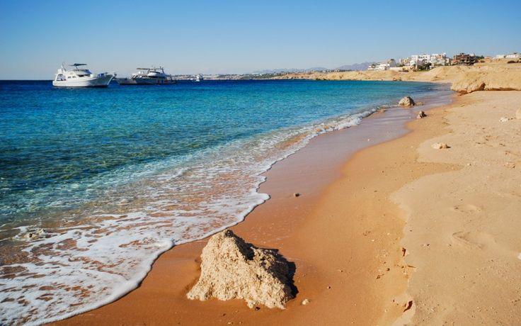 Die #Naama #Bucht von #Sharm #el #Sheikh © shutterstock