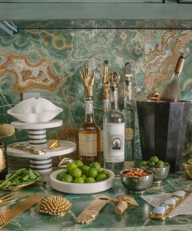 Super Glam Bar by Kelly Wearstler for Eye Swoon