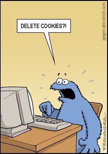 ☺: Delete Cookies, Cookie Monster, Funny Stuff, Humor, Funnies, Monsters, Deletecookies