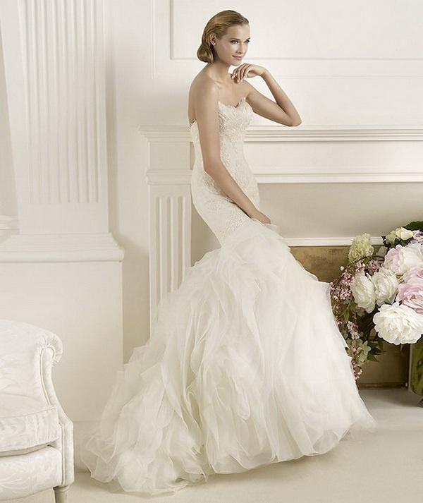 Ariel wedding dress style 2104