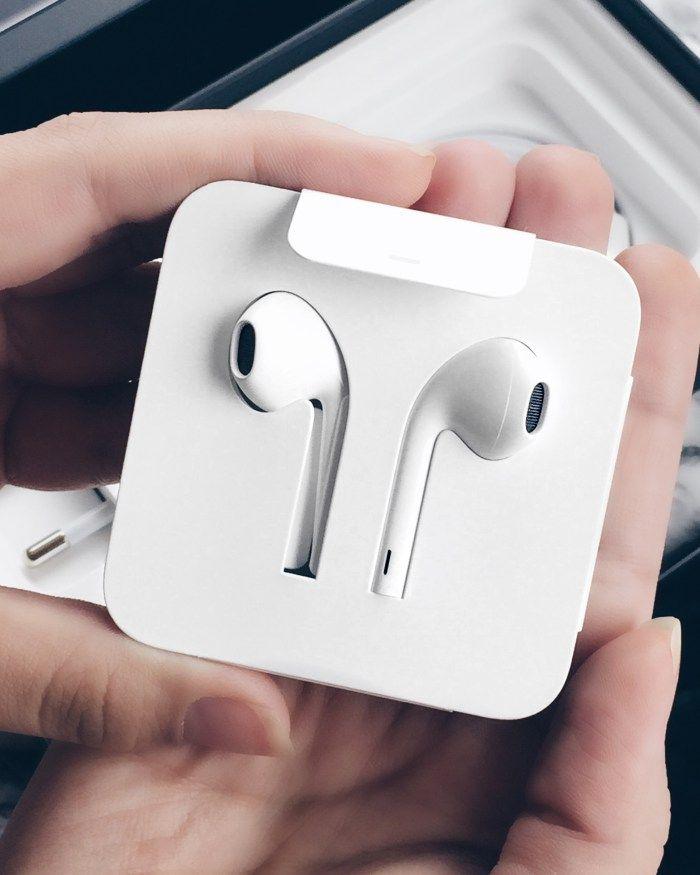 Fone de ouvido Iphone - Iphone Earphone