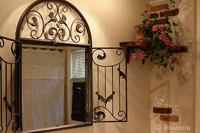 "Tuscan Wall Treatments - Part 1 Tuscan Wall Color Ciao!  A popular question we get from our readers here at Tuscan-Home-101.com is, ""How can I quickly and inexp(...)"