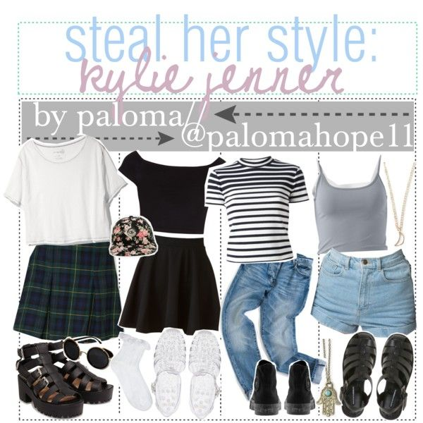 steal her style: kylie jenner