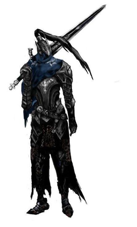 Sir Artorias the AbyssWalker by FreshL.deviantart.com on @deviantART