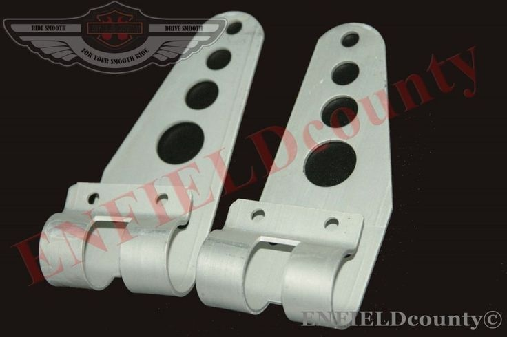 WHITE HEAD LIGHT LAMP CLAMP FIXING BRACKET SUZUKI HONDA YAMAHA BIKE @ ECspares #AEspares
