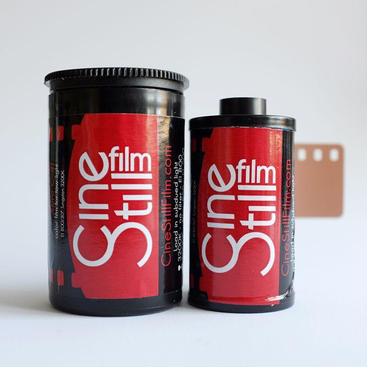 CineStill 800 Tungsten 35mm 36 Exposures
