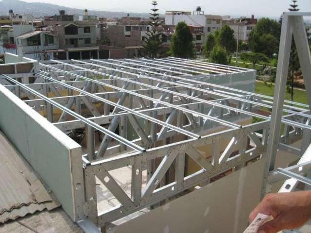 Instalador de drywall diseños techos divisiones