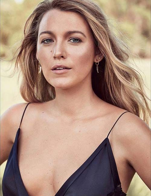 Blake Lively. Top 50 Most Beautiful Women in the World